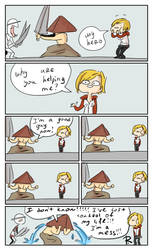 Silent Hill, doodles 19 by Ayej