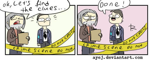 Detroit: Become Human, doodles 11 by Ayej