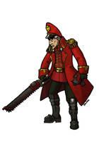Commissar Fuklaw by gaika89