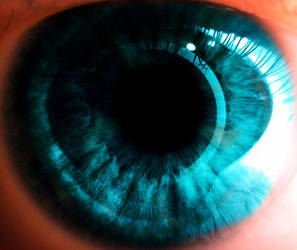 my eye by butler2k9