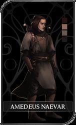 WM: Amedeus by arhaolin