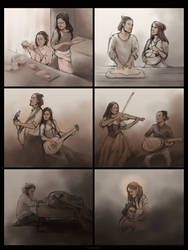family by arhaolin