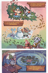 animal crossing zine pg 2 by succulentsoup