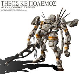 Heavy Combat Taedus 2 by Nidaram