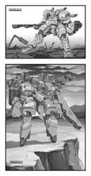 Palladium TRIAX Borgs by Nidaram
