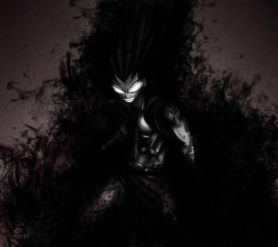 Iron Shadow Dragon by Gray-Fullbuster