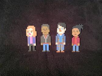 Companions Bead Sprites (Series 01) by DrOctoroc