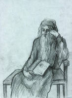 Dumbledore worrying by HILLYMINNE