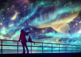 Ocean Sky by Erisiar