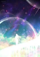 Bubble Sky by Erisiar