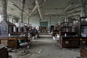 Laboratory by Karakuji