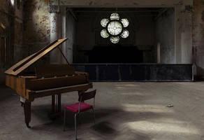 Piano by Karakuji