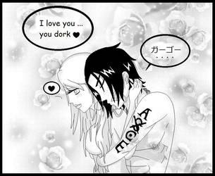 I love You. by DabiSaki