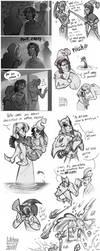 Arisen sketches by Liktar