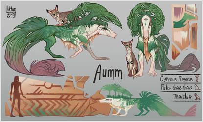 [TWWM] 2043 Aumm by Liktar