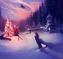 [TWWM] December Lights by Liktar