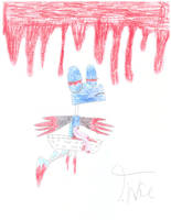 Bloody Ballerina Flurr by tarzanwothaz