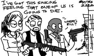L4D - The Passing? by kd99