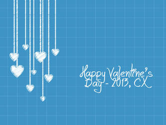 Valentine's Day 2013 by CitizenXCreation