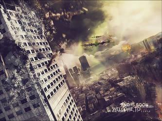 End Is Soon by AboYehia-Art