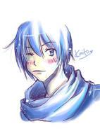 Vocaloid: Kaito by Kawaii-sekisetsu