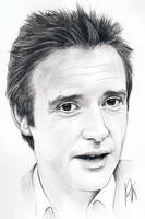 Richard Hammond Portrait by Skimbleshanks2