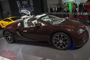 Bugatti Veyron by Danny-theOne