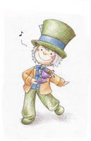 Hatter Hatter by pottedsean