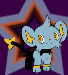 Shinx by pokemon-mafia-boss
