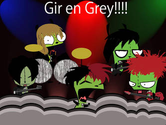 Gir en Grey by pokemon-mafia-boss