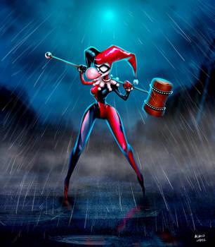 Harley Quinn by AdanFlores