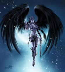 Valkyria: Bow to my will by Zanariya