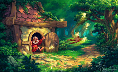 Little Thieves by Zanariya