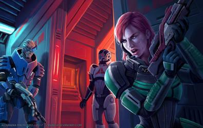 Ambush by Zanariya
