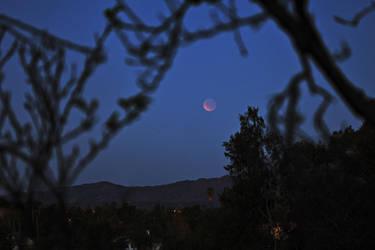 Total Lunar Eclipse 2011 by DoomWillFindYou