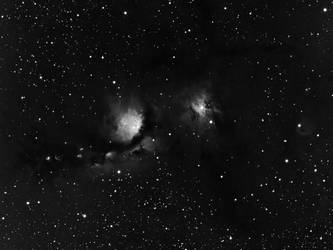 M78 and NGC 2071 in Orion by DoomWillFindYou