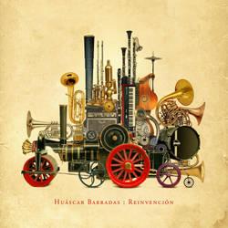 huascar Reinvencion cover by pezbananadesign