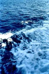 Deep Blue Sea by Jamabe