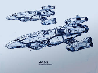 GF-142 by TheXHS