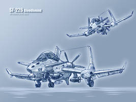 SF-226 Bloodhound by TheXHS