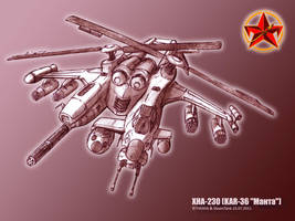 XHA-230 by TheXHS