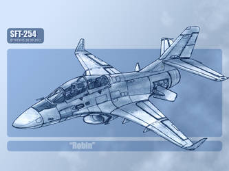 SFT-254 Robin by TheXHS