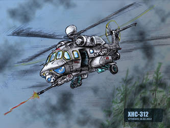 XHC-312 by TheXHS