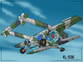 XL-536 by TheXHS