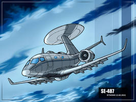SE-487 by TheXHS