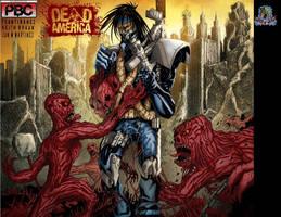Dead America Cover by mrgaichor
