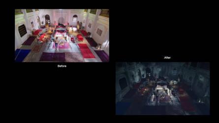 ep 01 house interiorDMP Before by mrgaichor