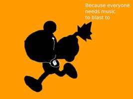 Bomberman IPod by IRPGuardian