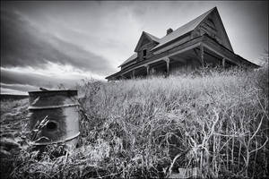 the farmhouse by NWunseen