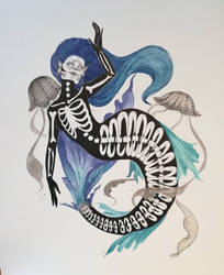 La Sirena by Atomicbellyroll